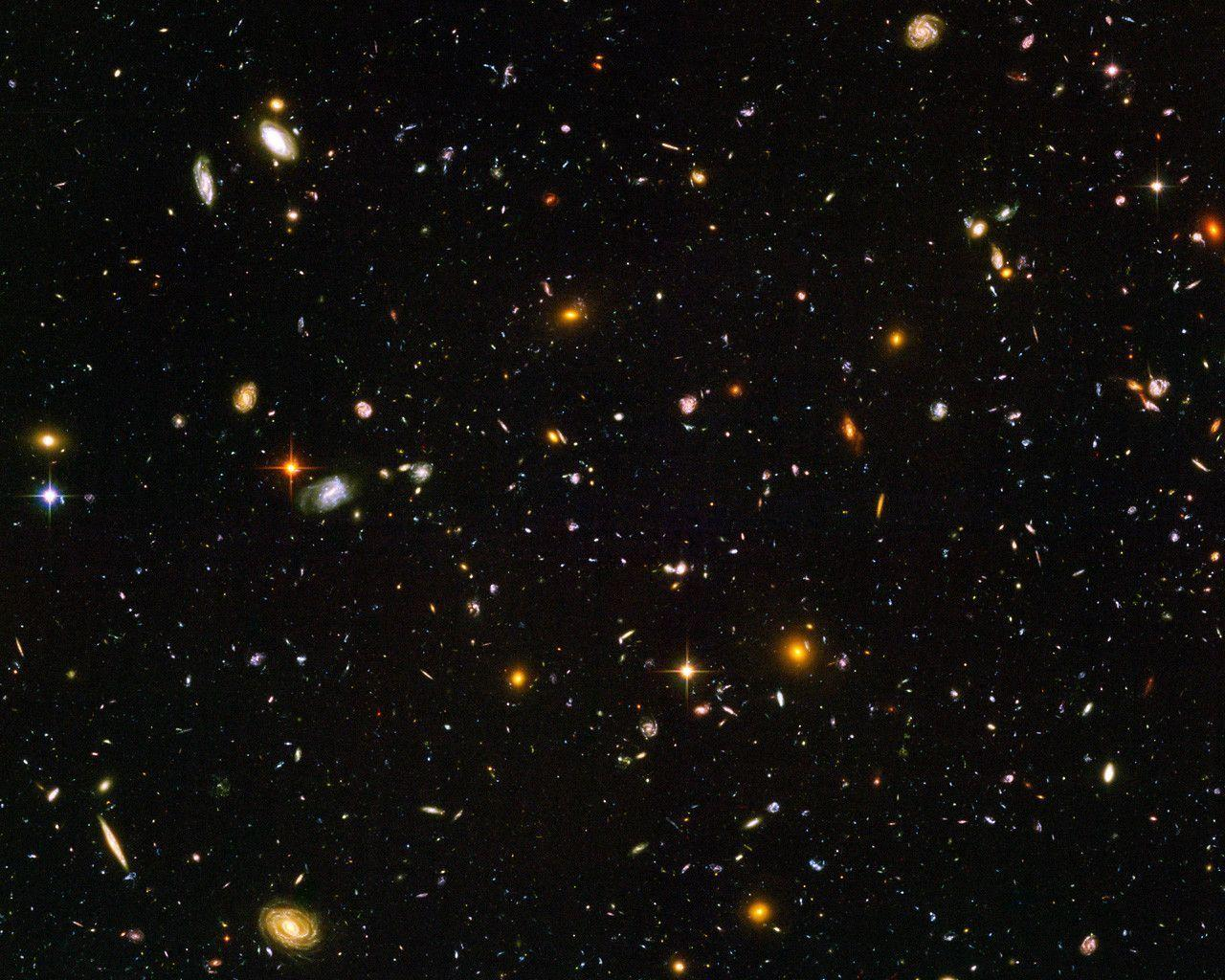 hubble deep field hd wallpaper - photo #18