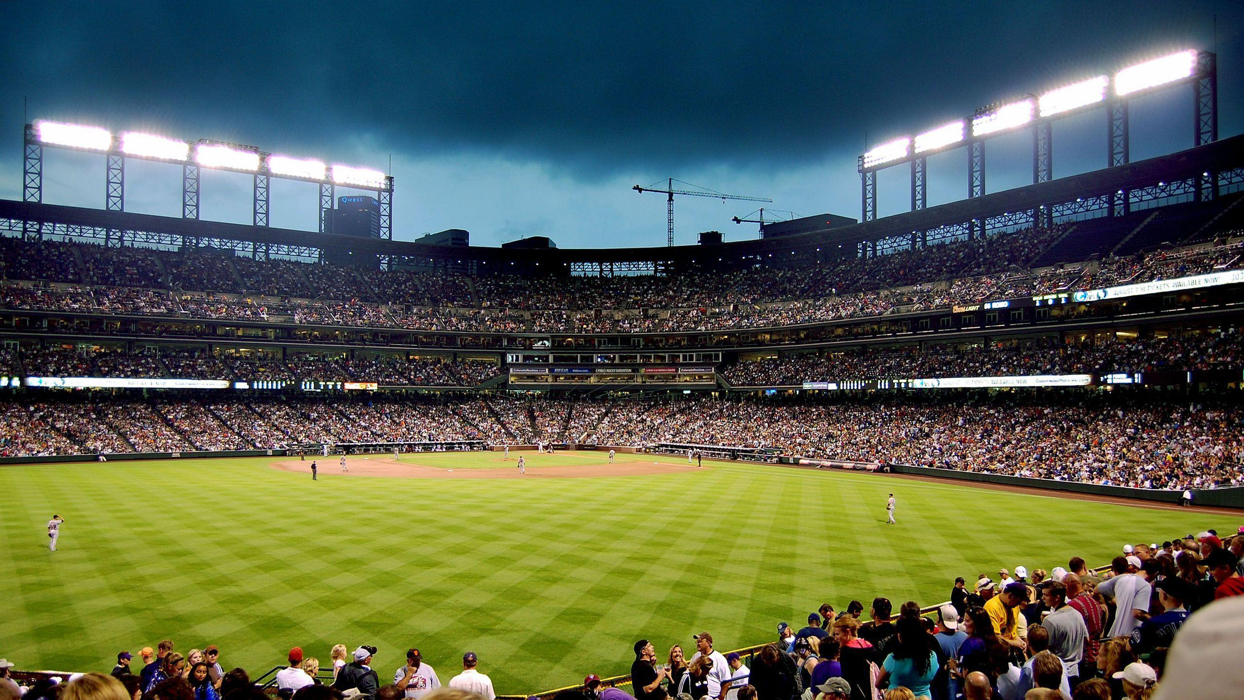 mlb baseball fields wallpaper - photo #13