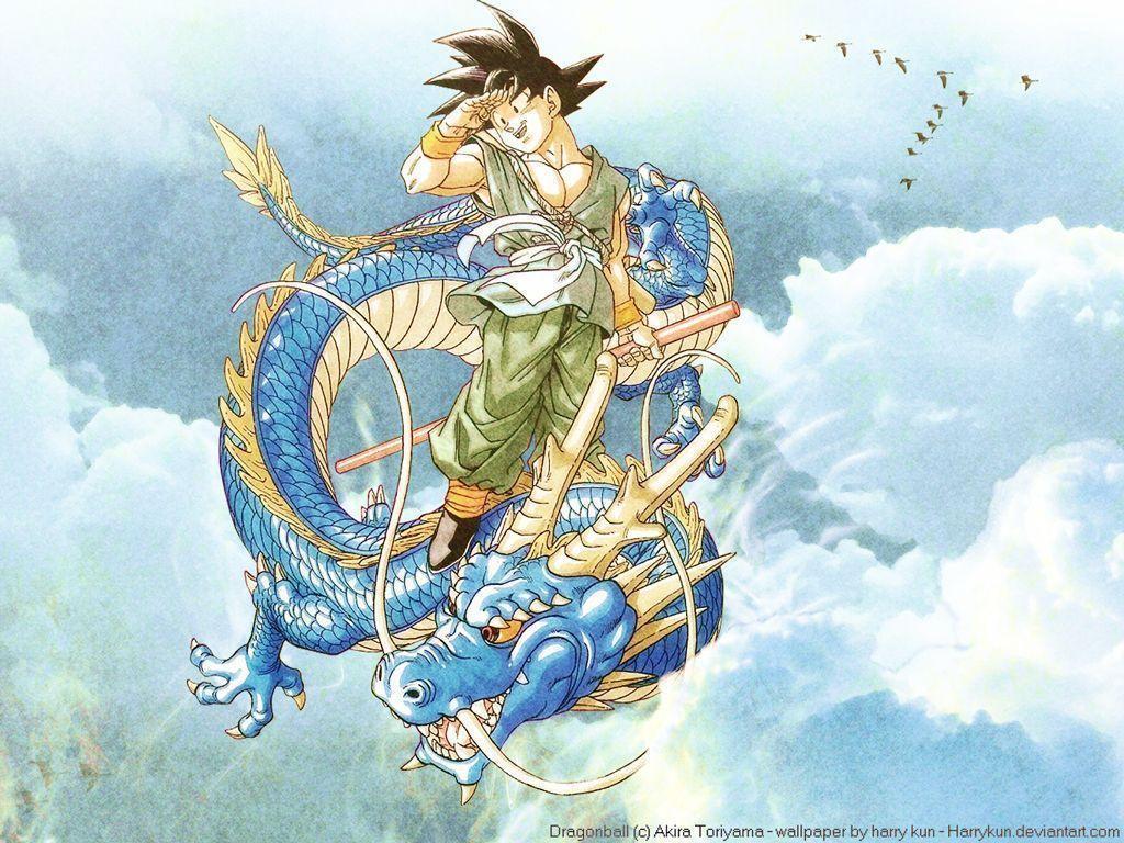 Son Goku Wallpapers  Wallpaper Cave