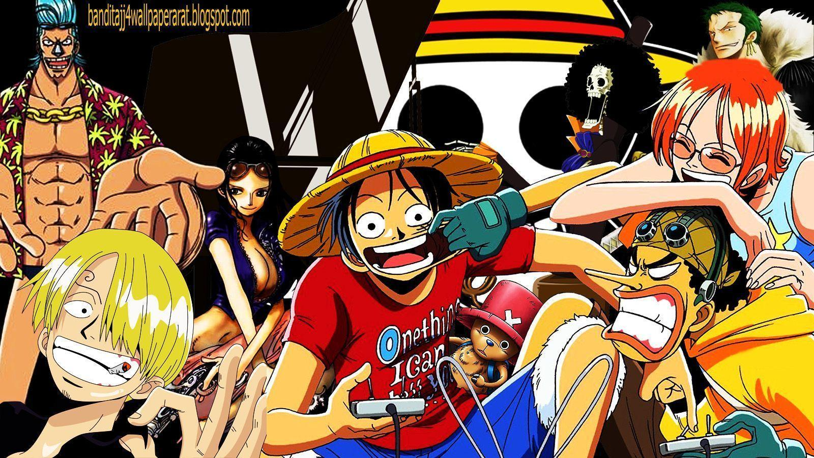 Wallpapers For > One Piece New World Crew Wallpapers