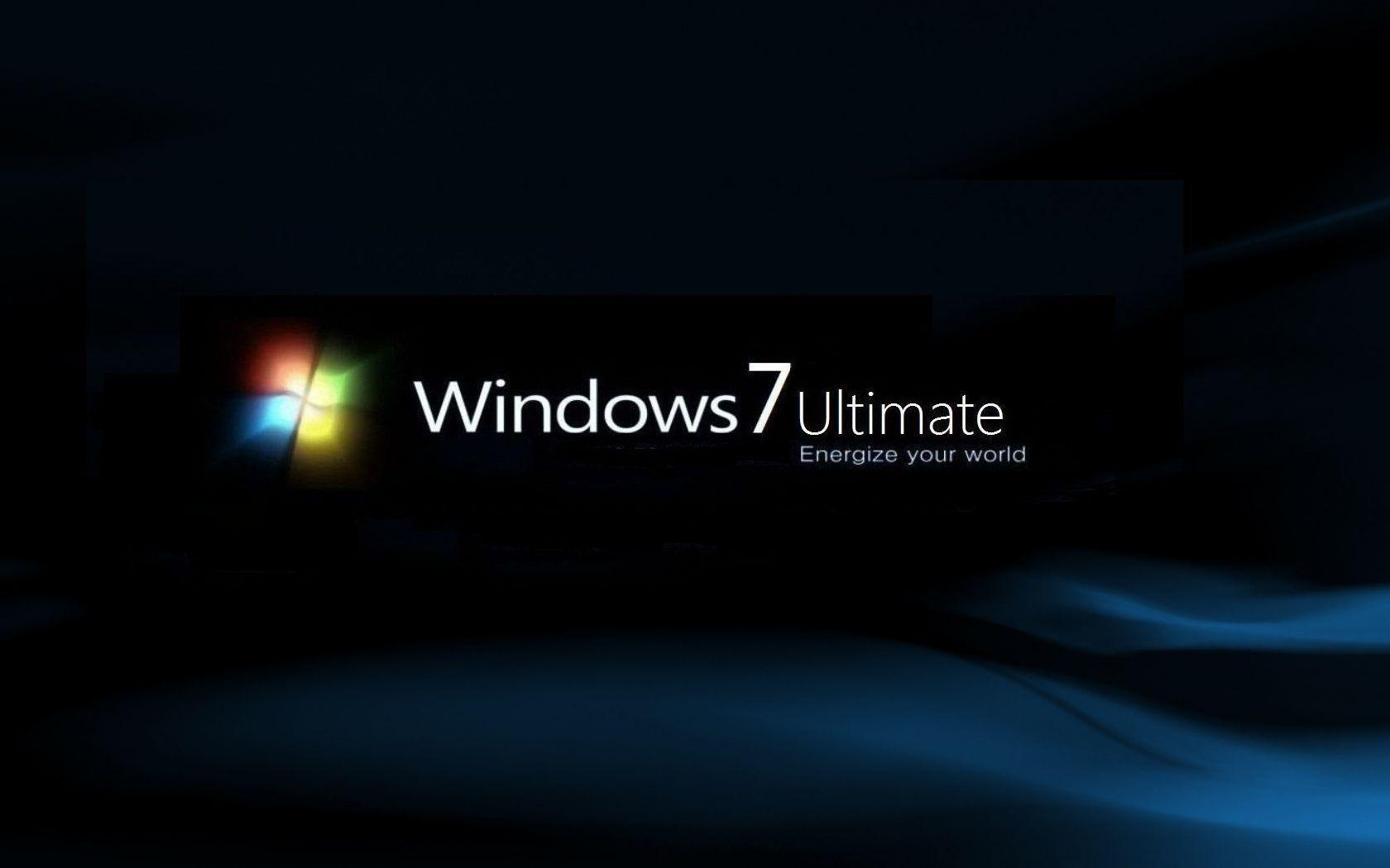 Windows 7 Ultimate Wallpapers HD Wallpaper Cave
