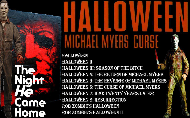 Halloween Michael Myers Wallpapers Wallpaper Cave