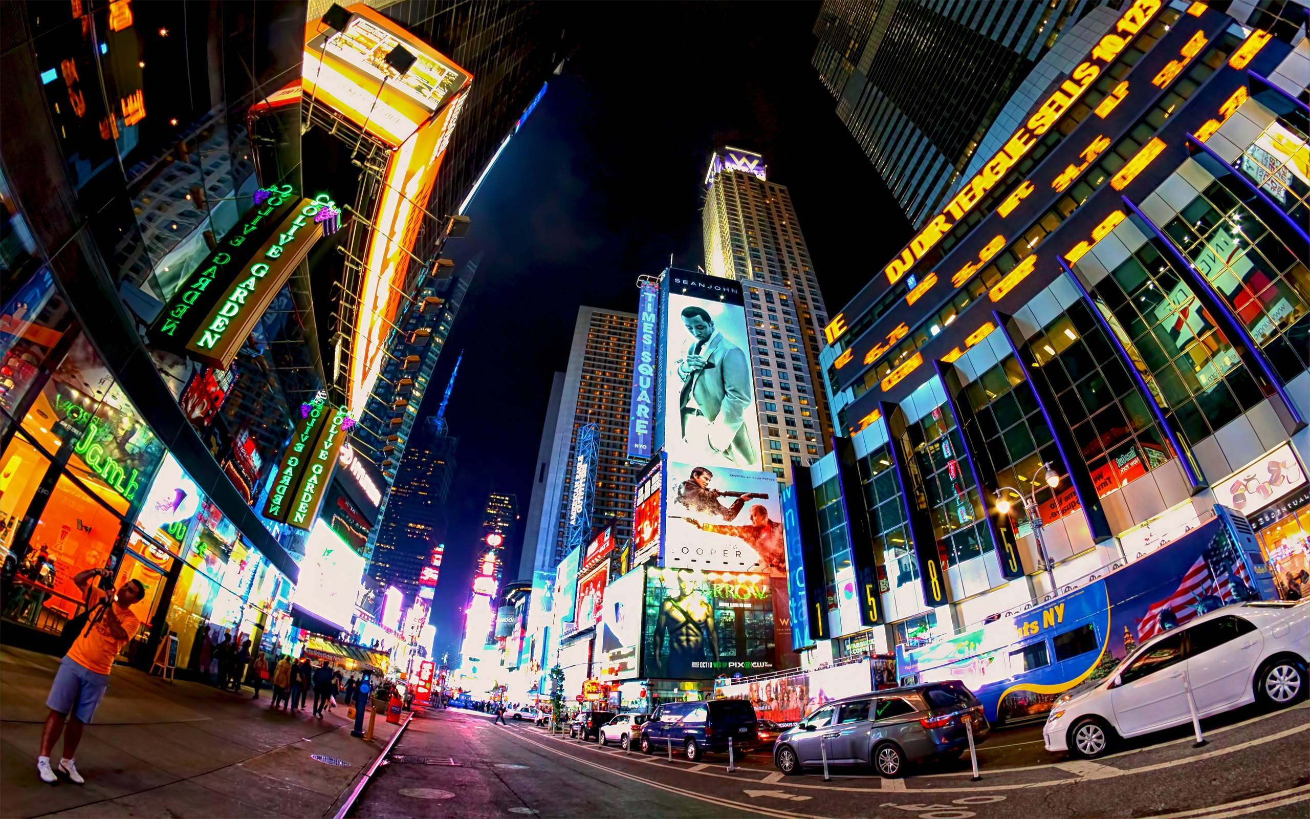 Times Square wallpaper #