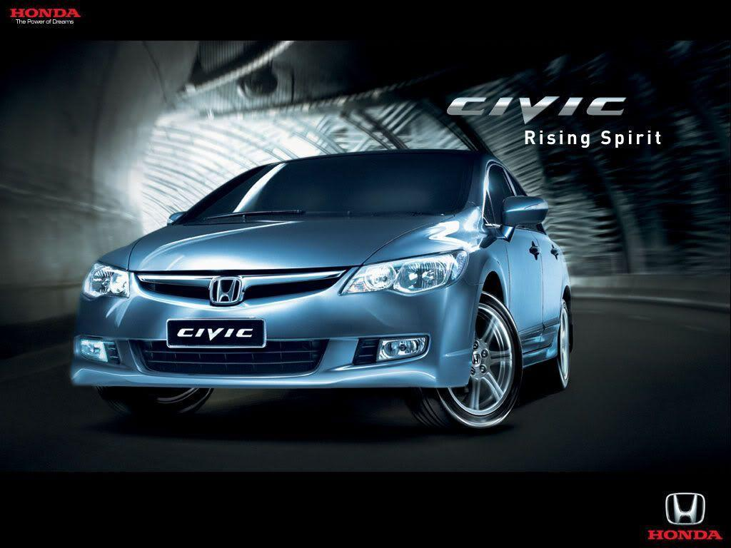Honda Civic Wallpapers 1631 1024x768 Car Pictures