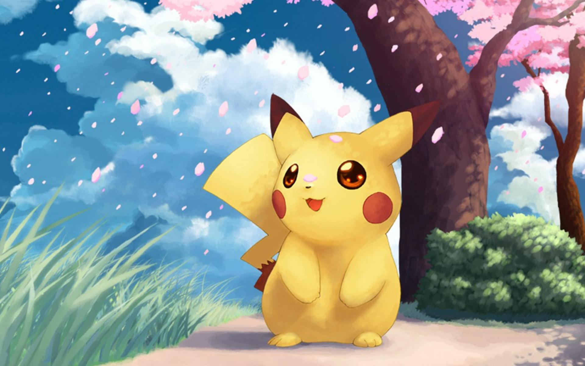 Wallpapers For \u0026gt; Pikachu Wallpapers Hd