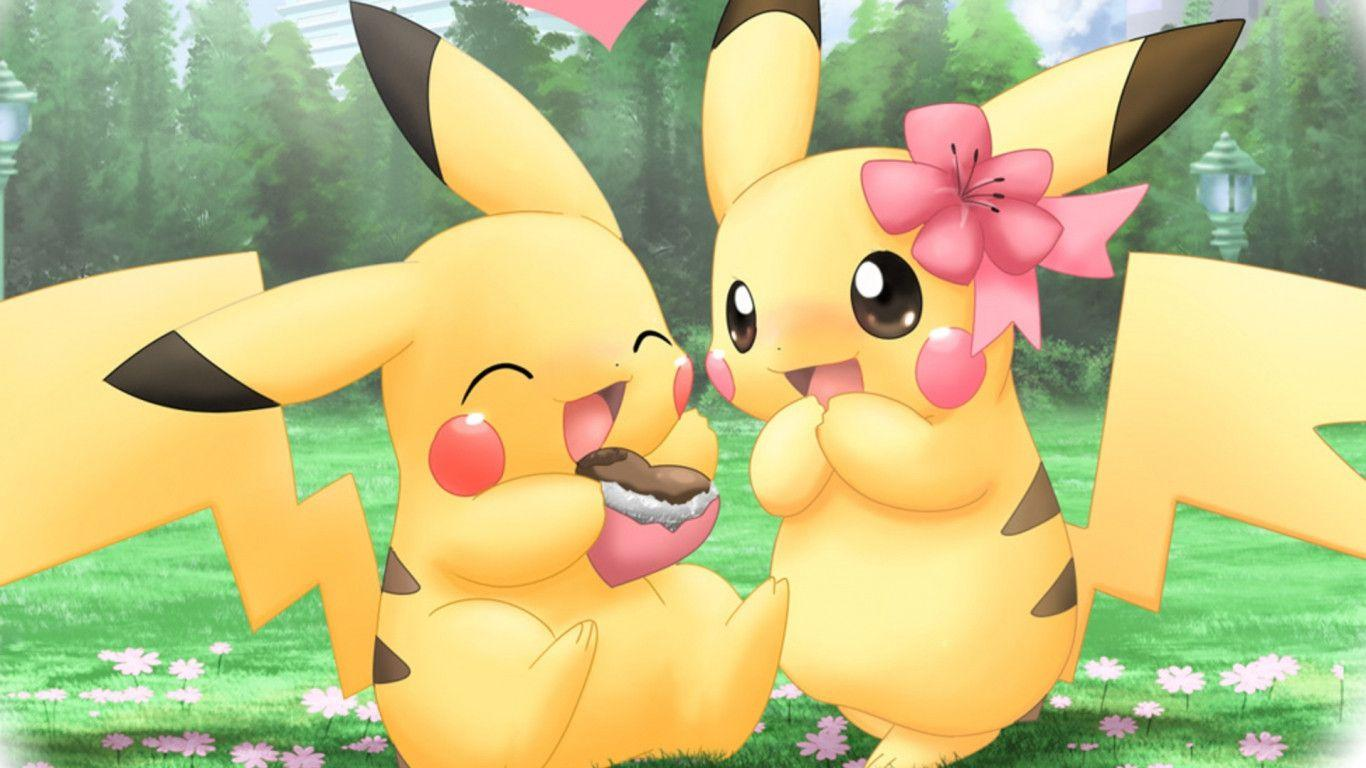 Pin Cute Pokemon Wallpaper On Pinterest