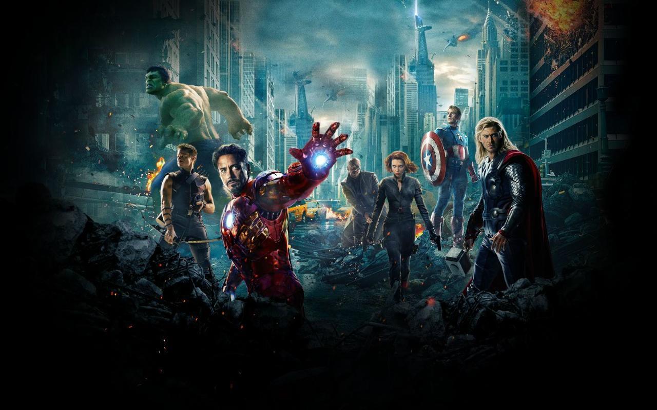The Avengers wallpaper 17