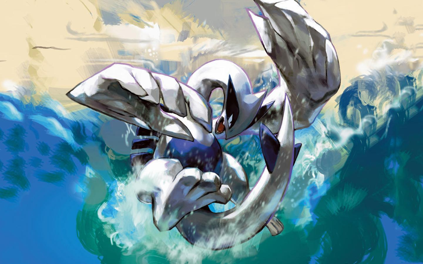 legendary pokemon picture wallpapers