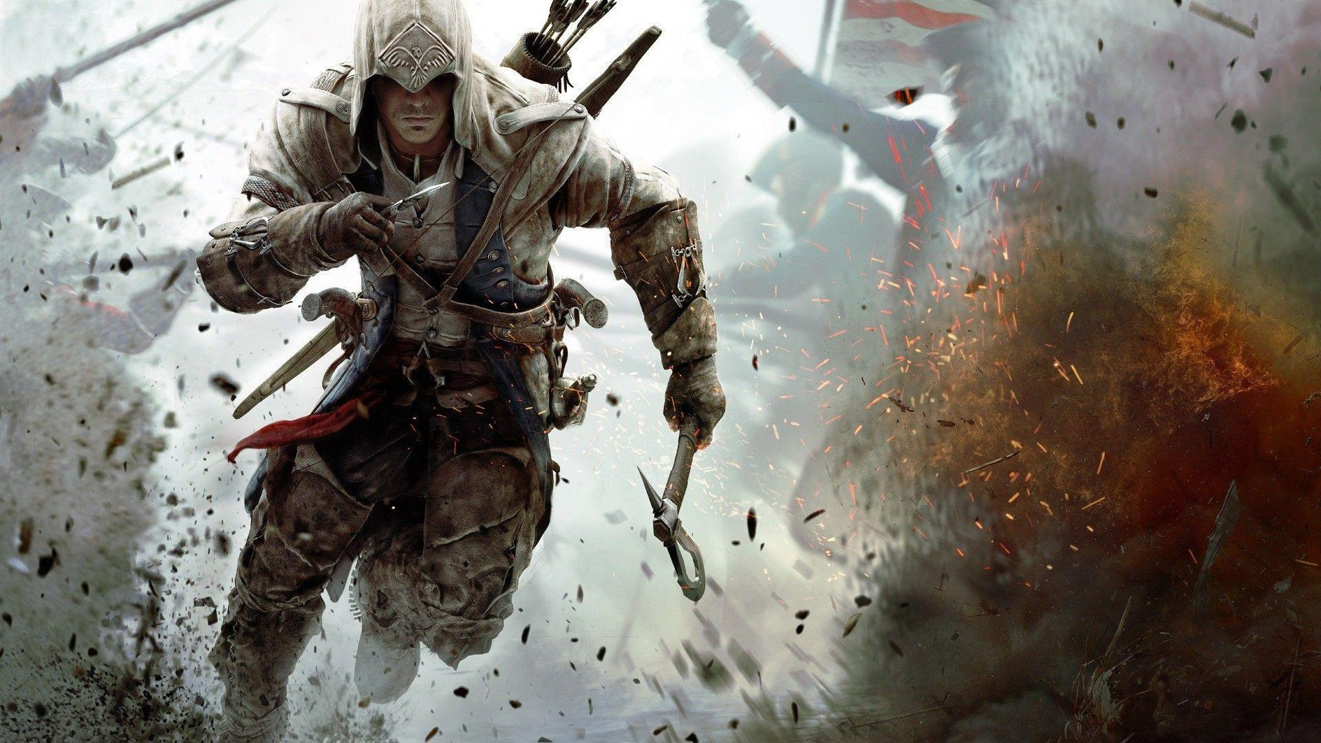 Wallpapers For > Assassins Creed 3 Wallpapers Hd 1080p