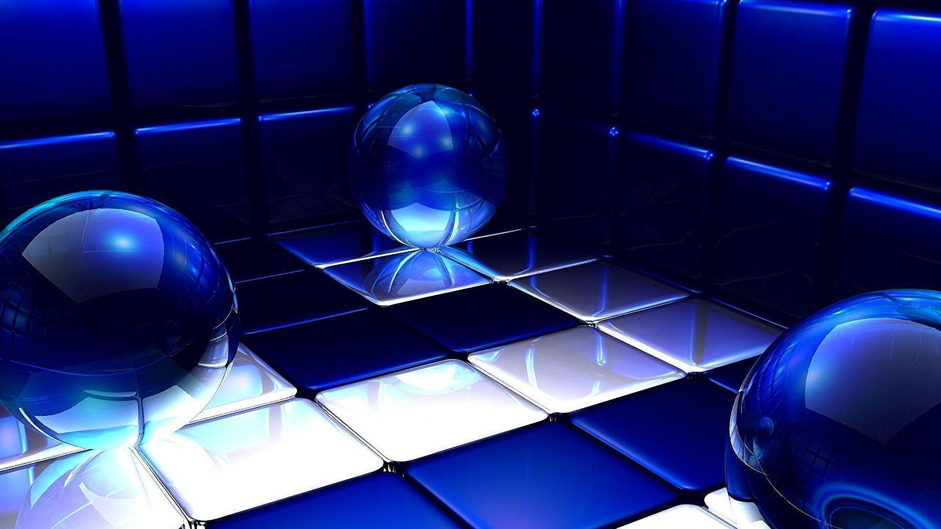 3D Cube Art Wallpapers 1080p