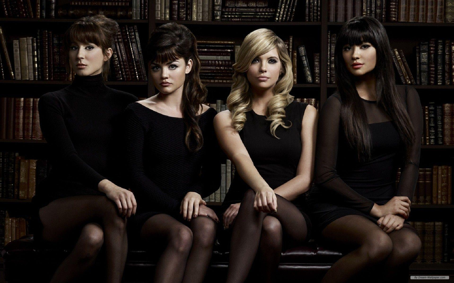 Pretty Little Liars Wallpapers Wallpaper Cave