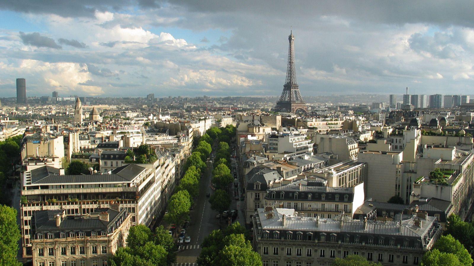 Paris France Wallpapers