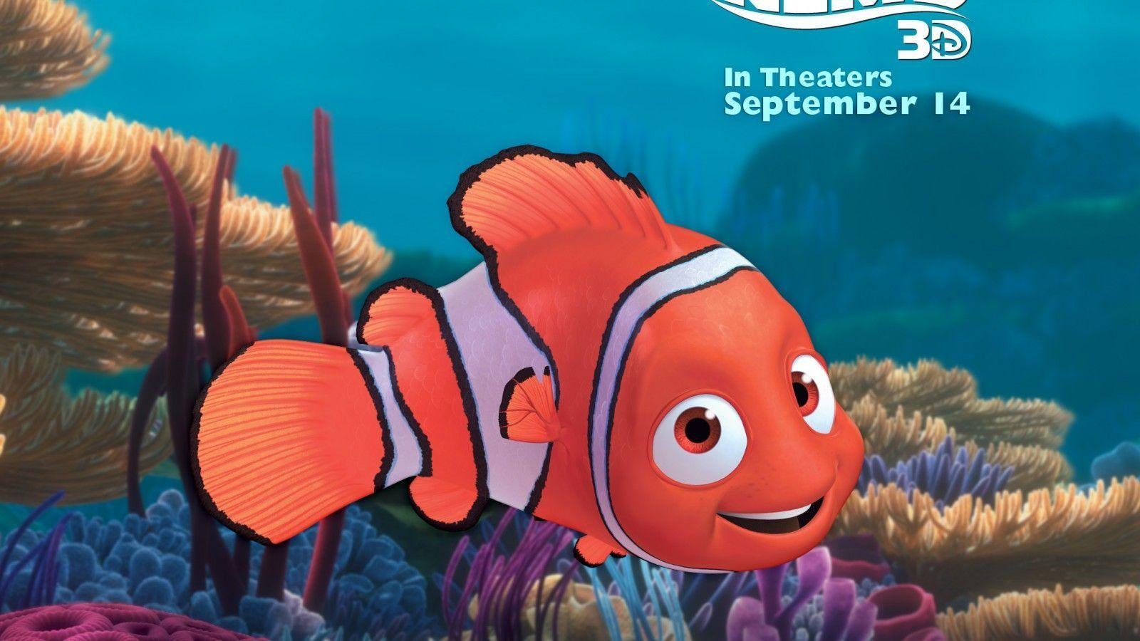 Finding Nemo Backgrounds   Wallpaper Cave