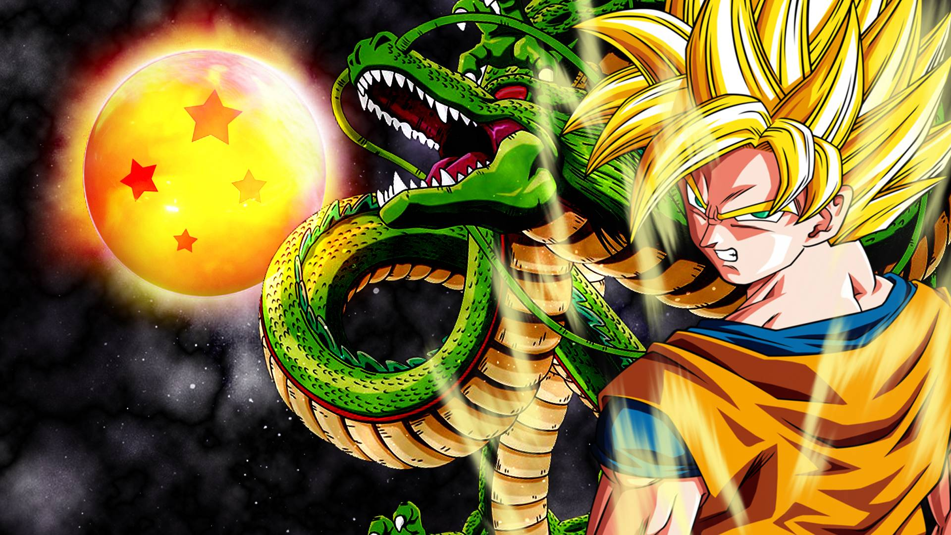 Espectaculares Wallpapers De Dragon Ball Z