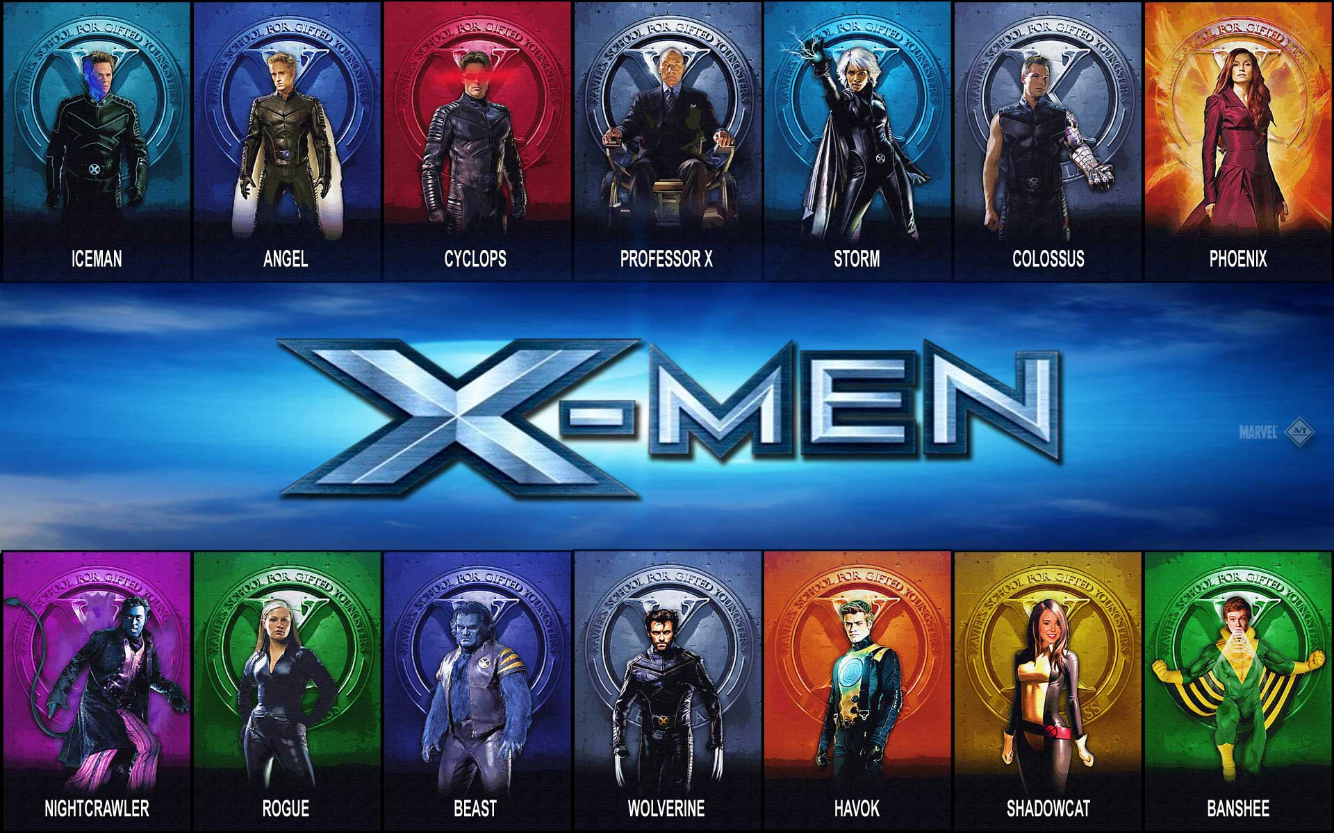 X Men Wallpapers Wallpaper