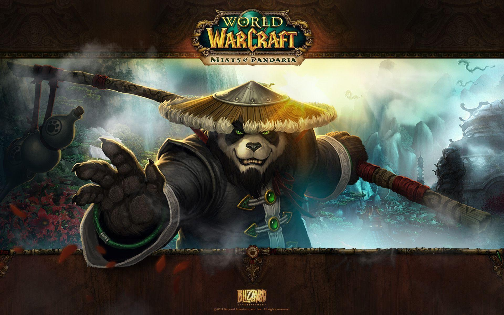 Mists Of Pandaria wallpapers