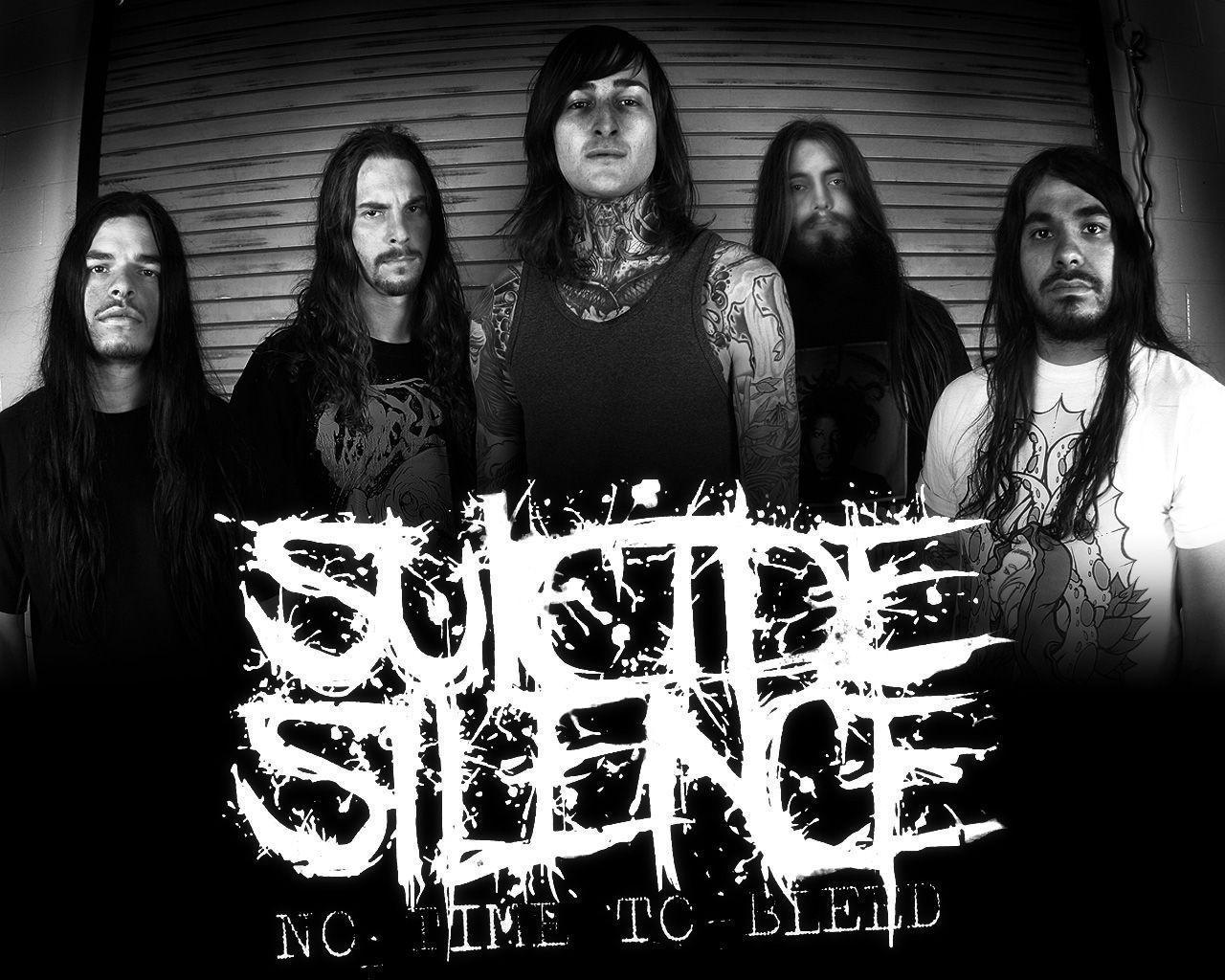 Image For > Suicide Silence No Time To Bleed Wallpapers