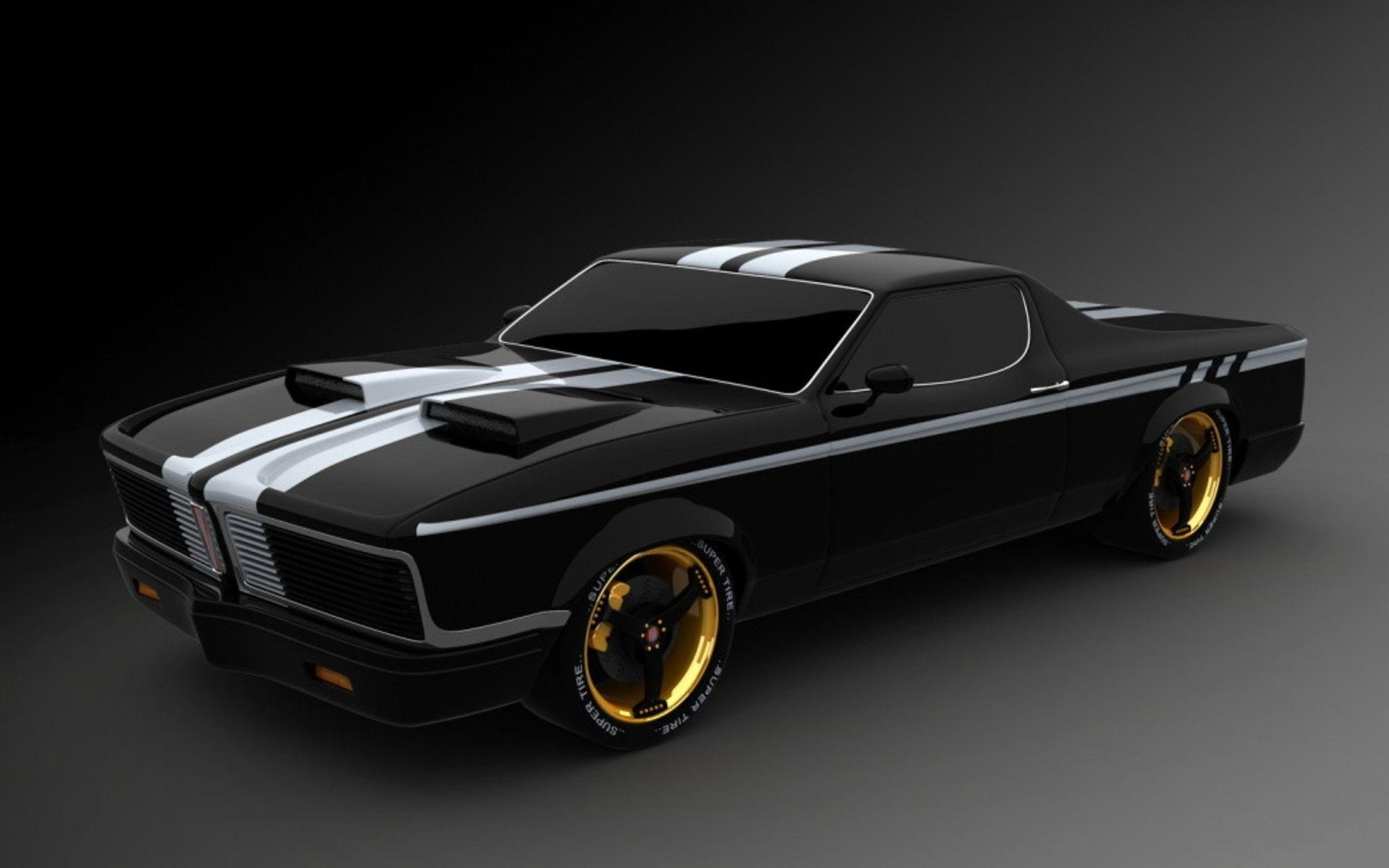 Muscle Cars Wallpapers High Resolution Wallpaper Cave