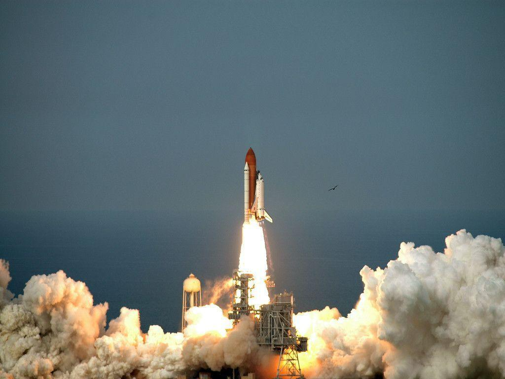 space shuttle space background - photo #11