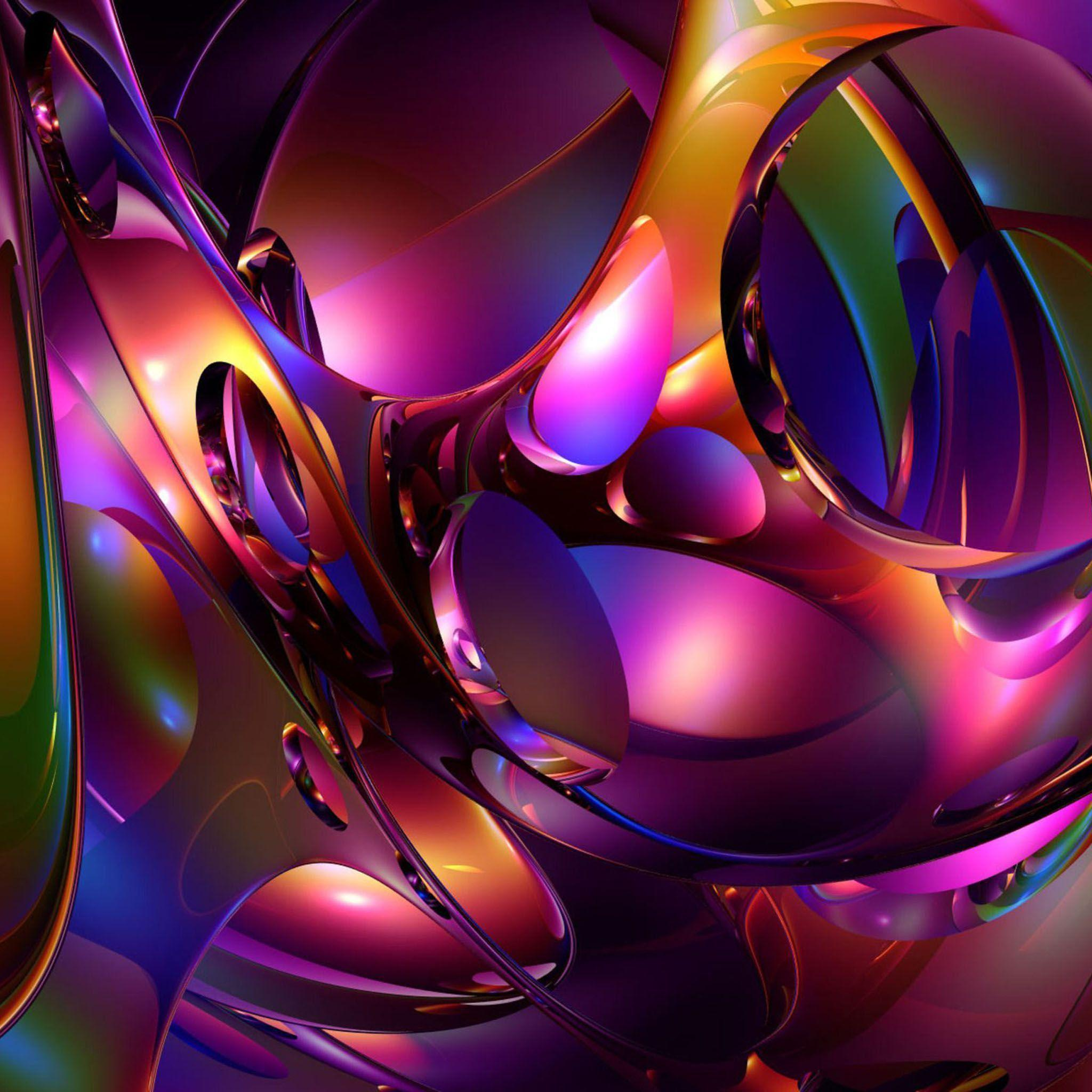Colorful 3D Wallpapers