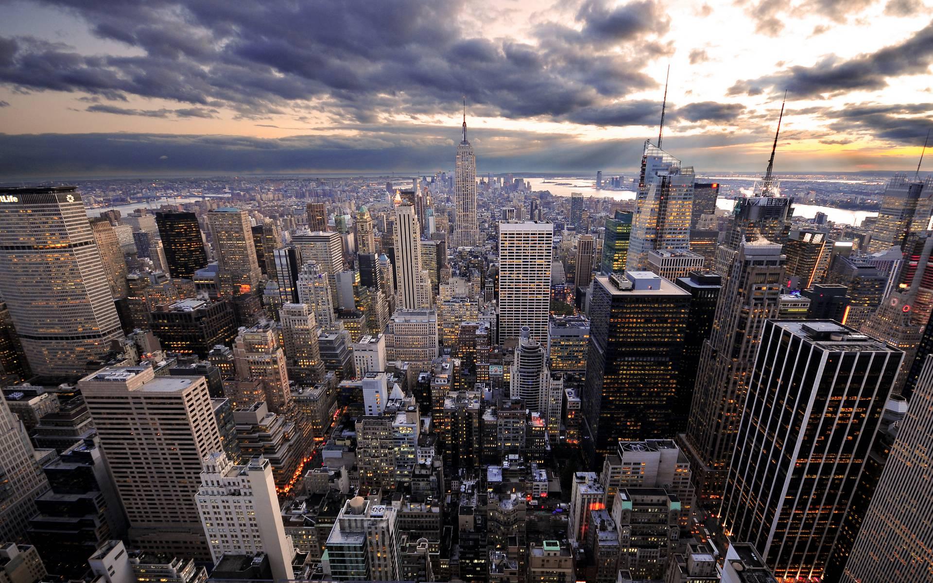 New York Skyline Wallpapers Wallpaper