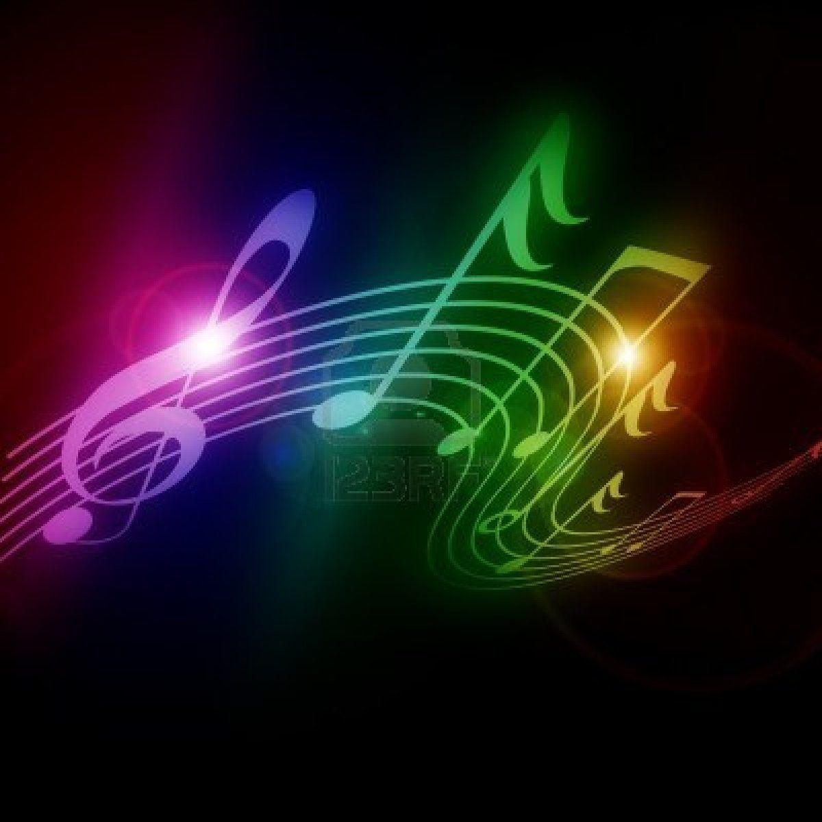 cool colorful music wallpapers - photo #15
