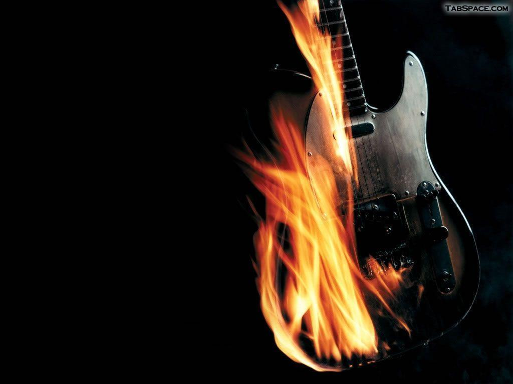 Image For > Awesome Guitar Backgrounds