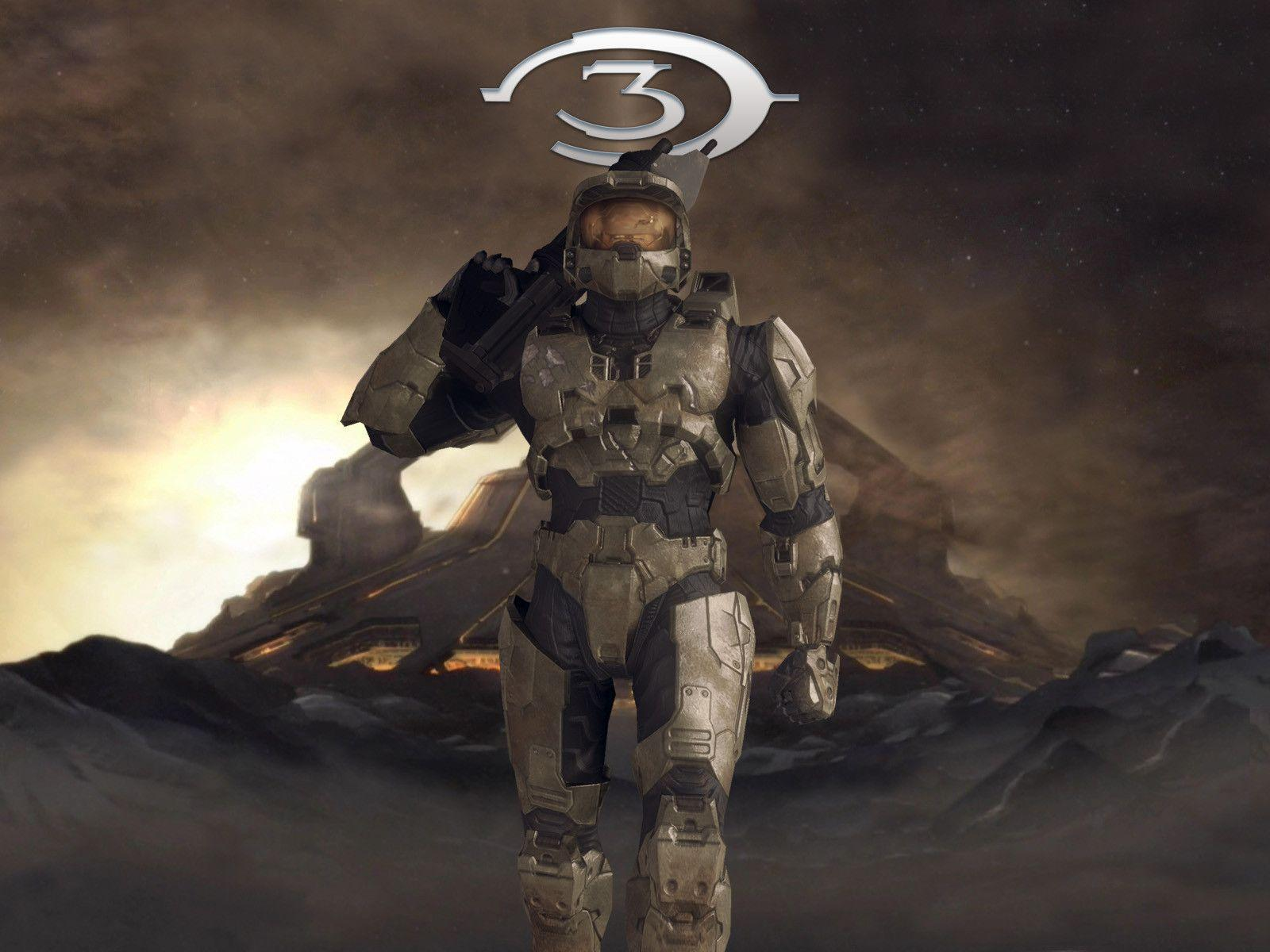 Halo Master Chief Wallpapers - Wallpaper Cave