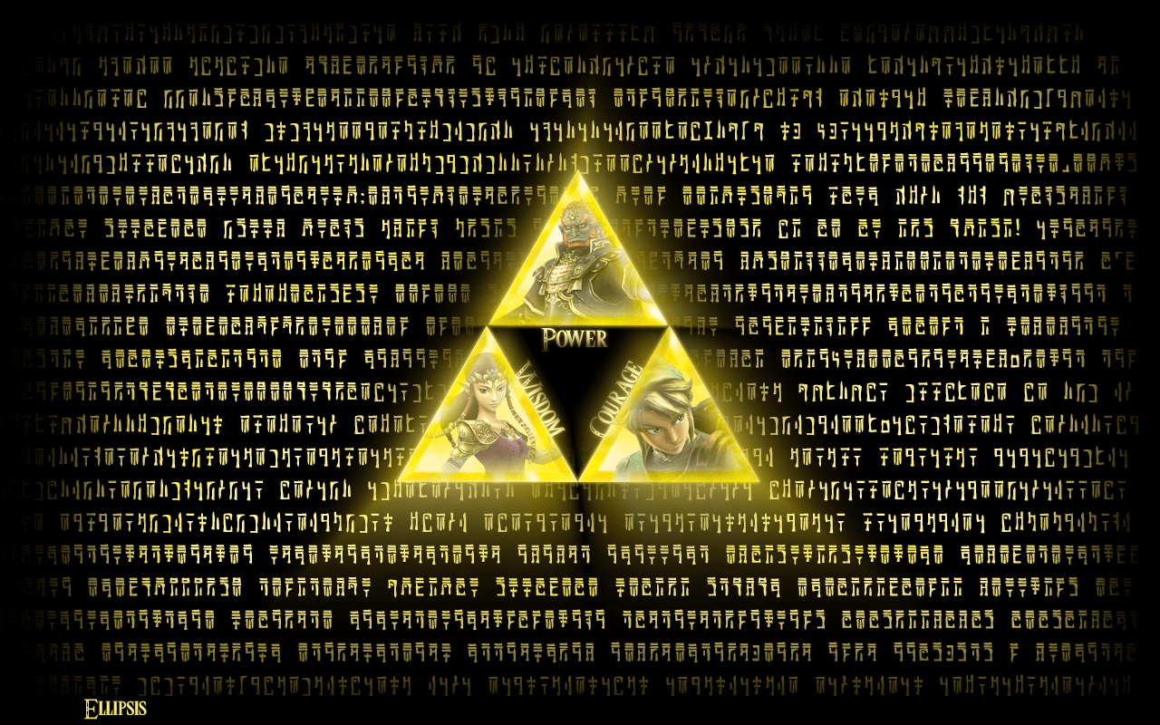 1080p Zelda Wallpaper: Legend Of Zelda Desktop Wallpapers