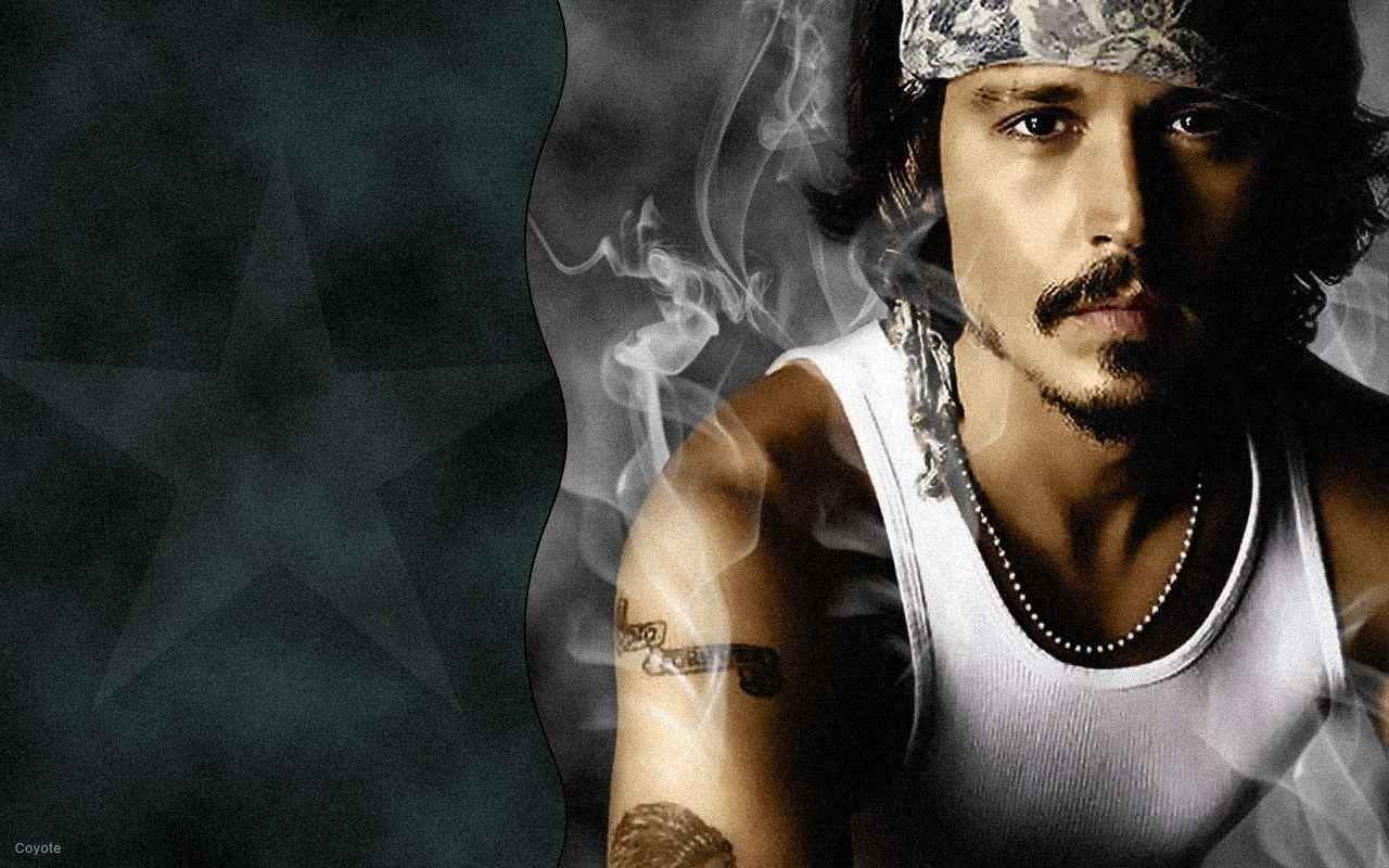 Johnny Depp Backgrounds