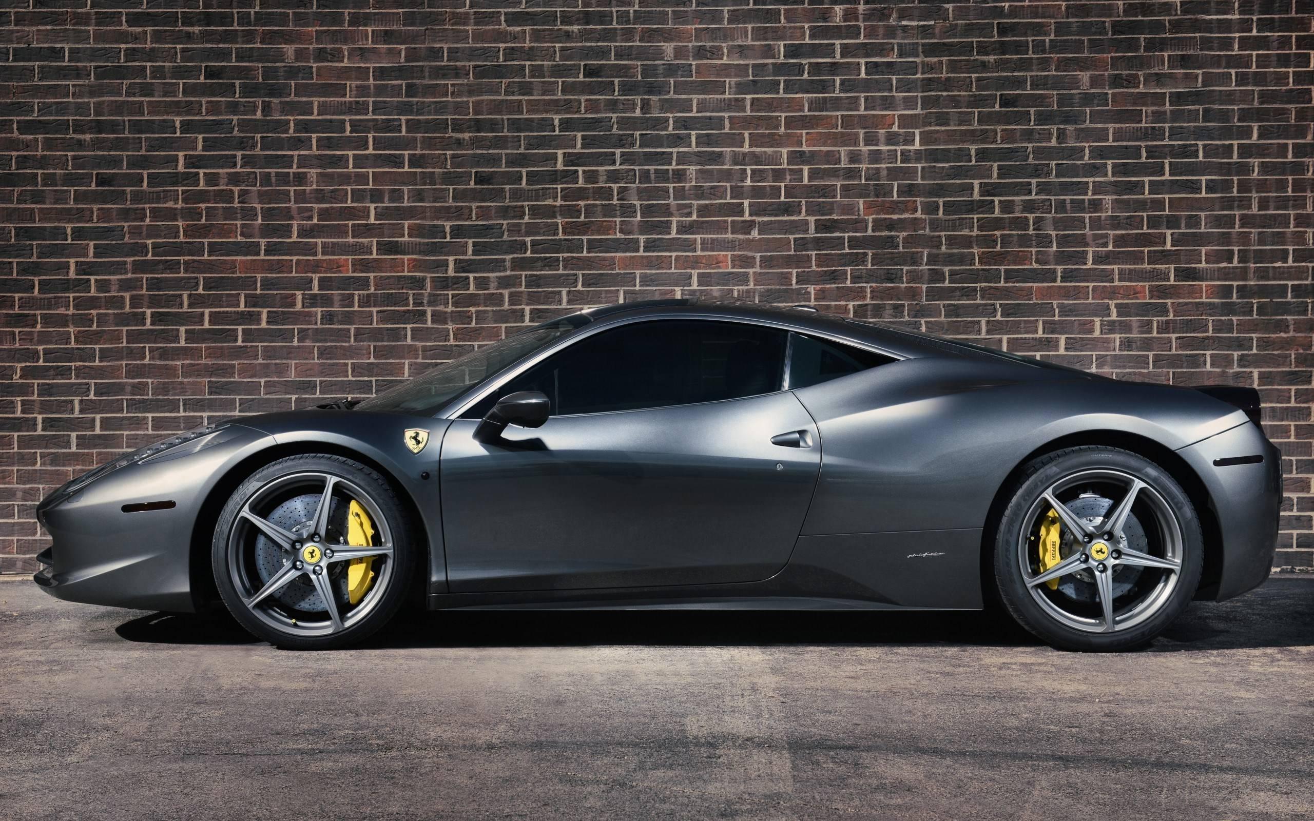 Black Ferrari Wallpaper Hd For Mobile