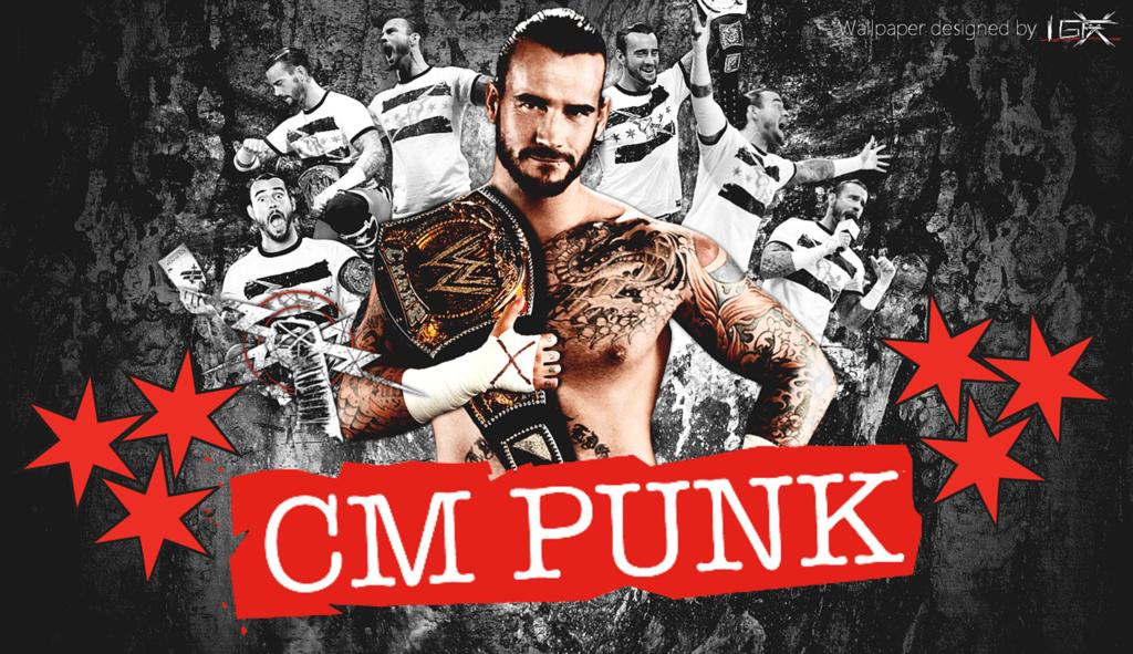 Cm Punk Wallpapers Wallpaper Cave