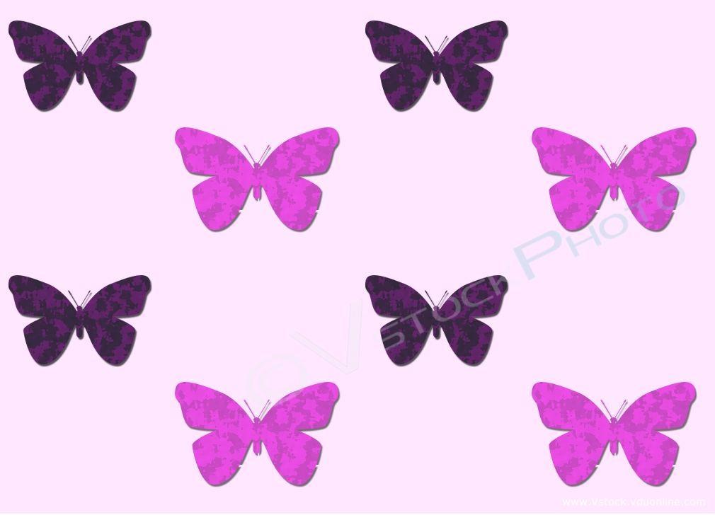 Light pink butterfly clip art