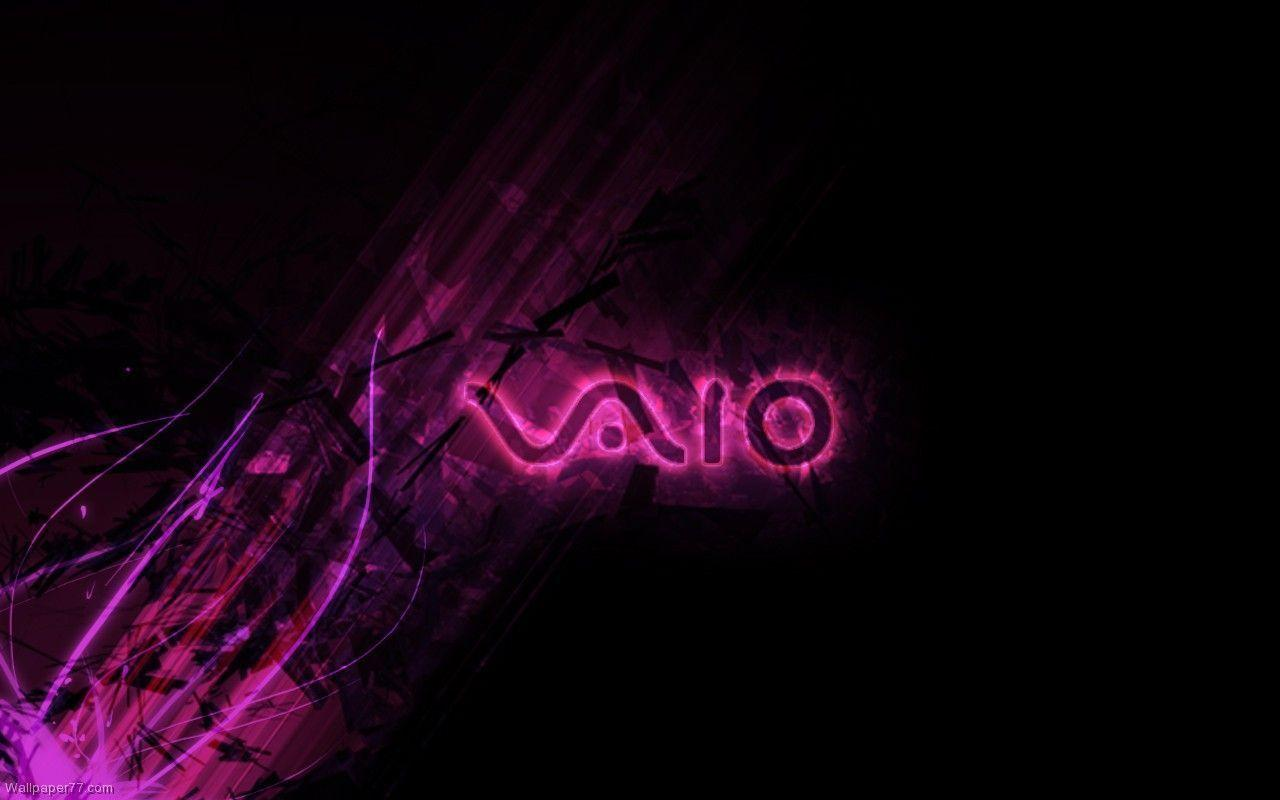 vaio red wallpaper by - photo #23