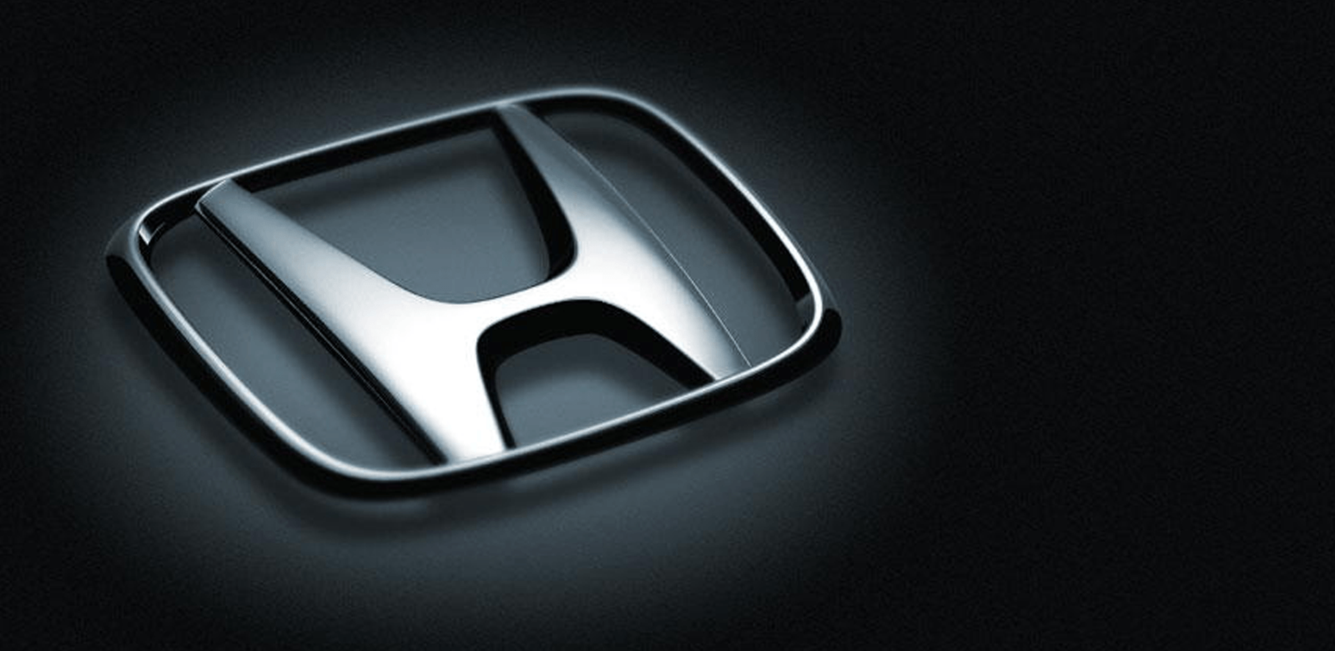 Honda Civic Logo Wallpaper Black Coolstyle