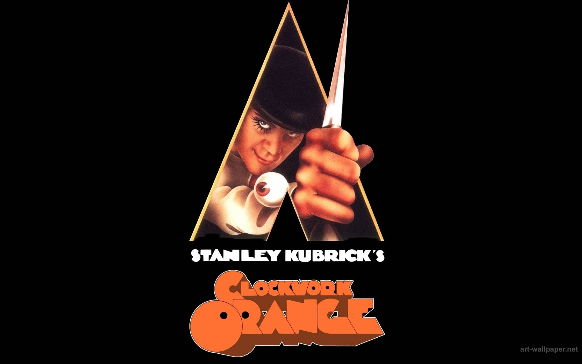 Stanley Kubrick Wallpapers - Wallpaper Cave A Clockwork Orange Wallpaper