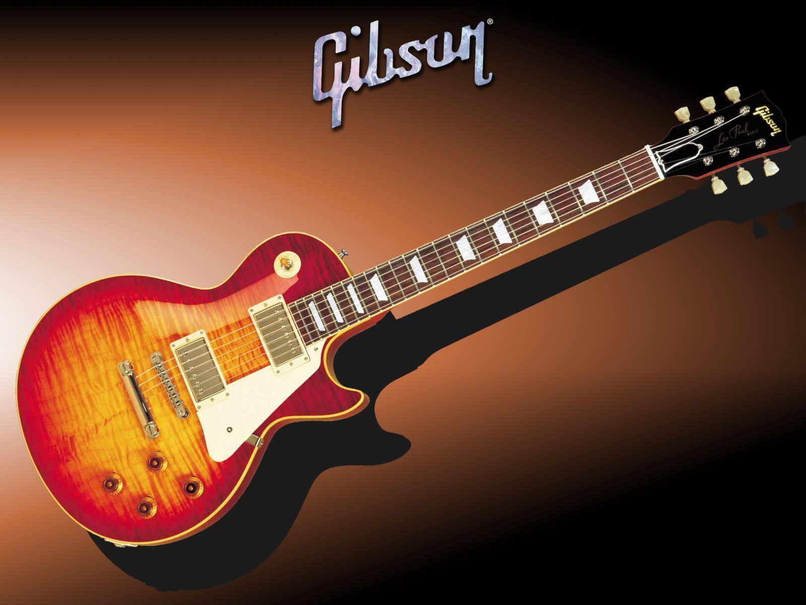 gibson guitar wallpaper - photo #5