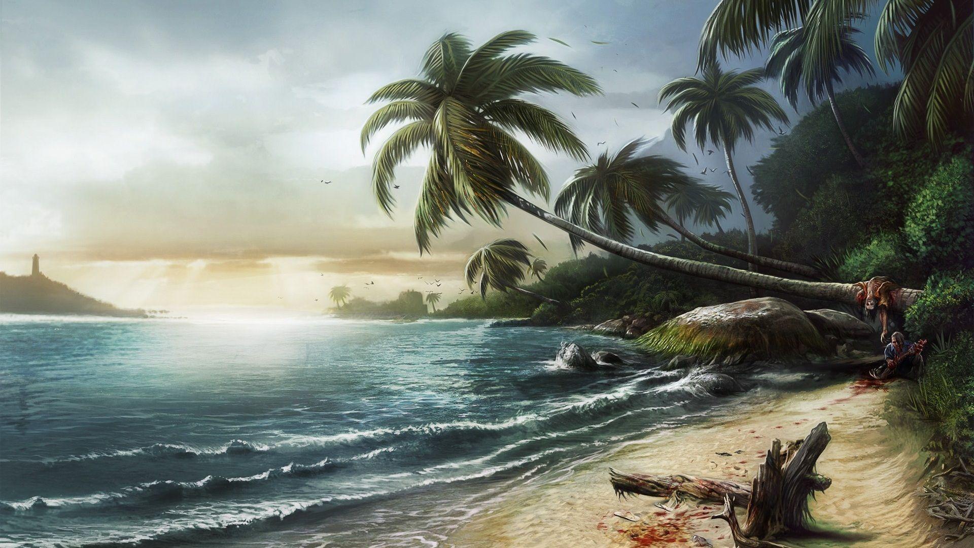 islands wallpapers island backgrounds - photo #28
