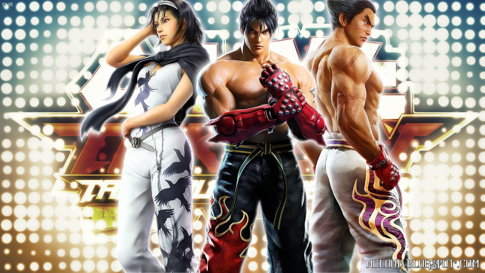 Tekken Tag Tournament 2 Jin Wallpapers Wallpaper Cave