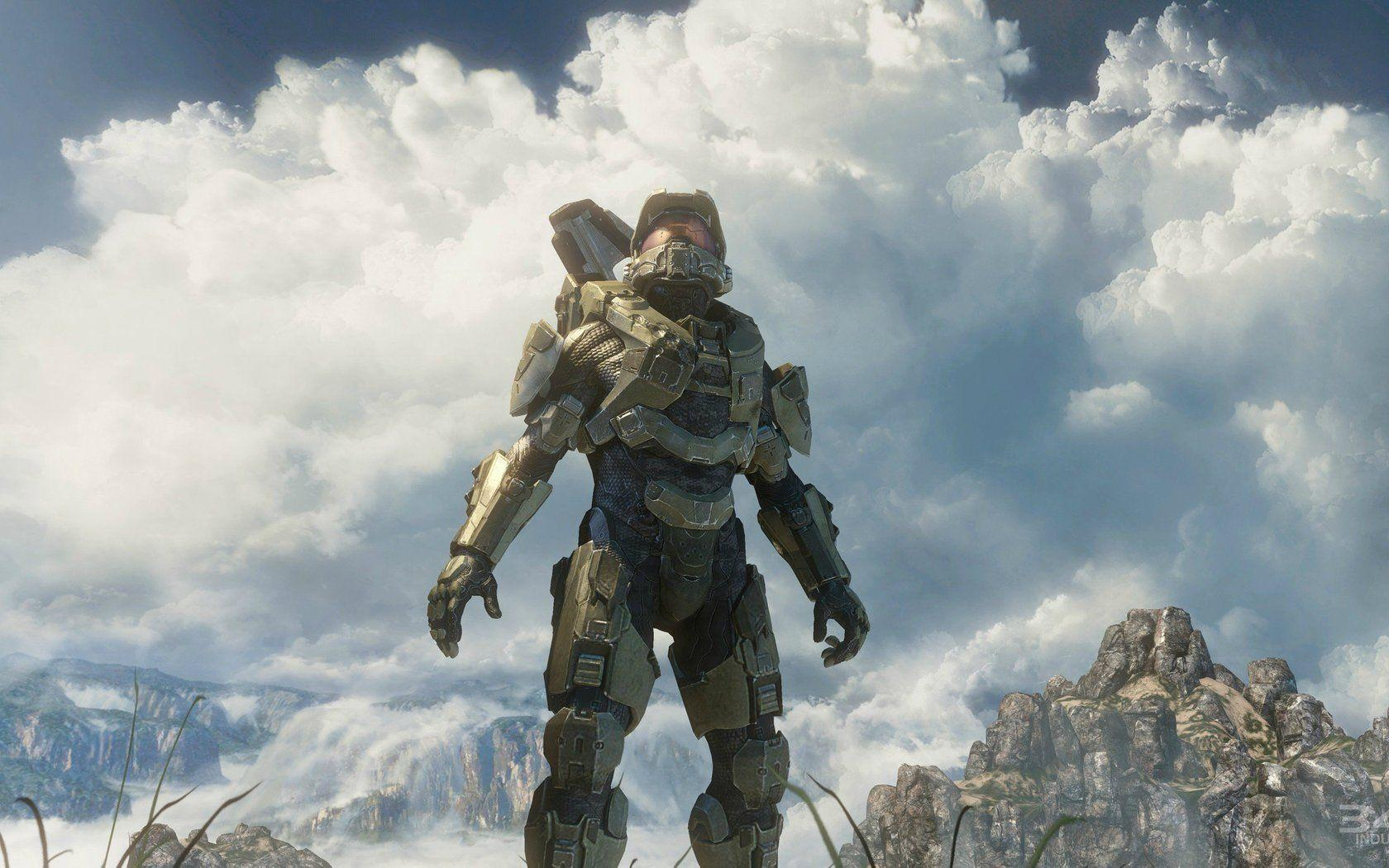 Halo 4 Hd Wallpapers and Backgrounds