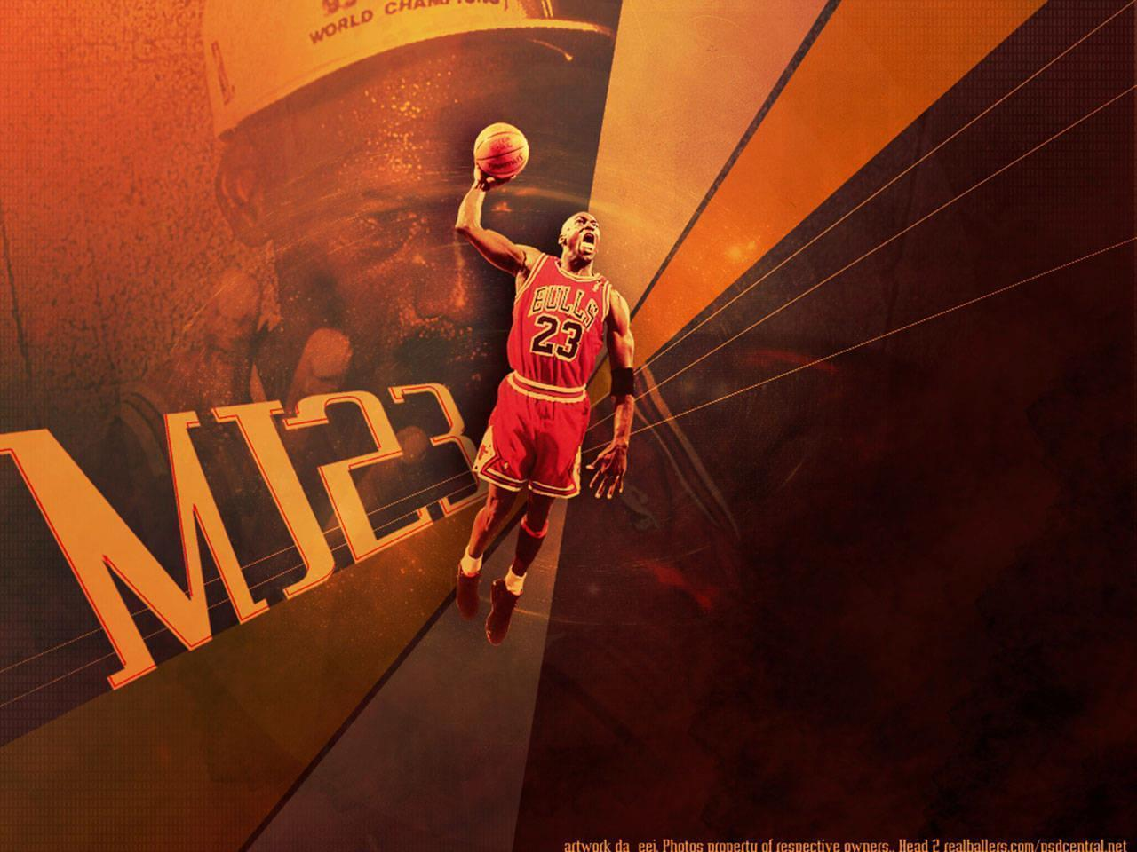 Michael Jordan 23 Wallpapers