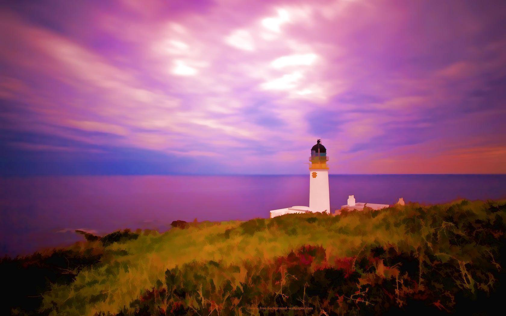 lighthouse wallpaper desktop - photo #37