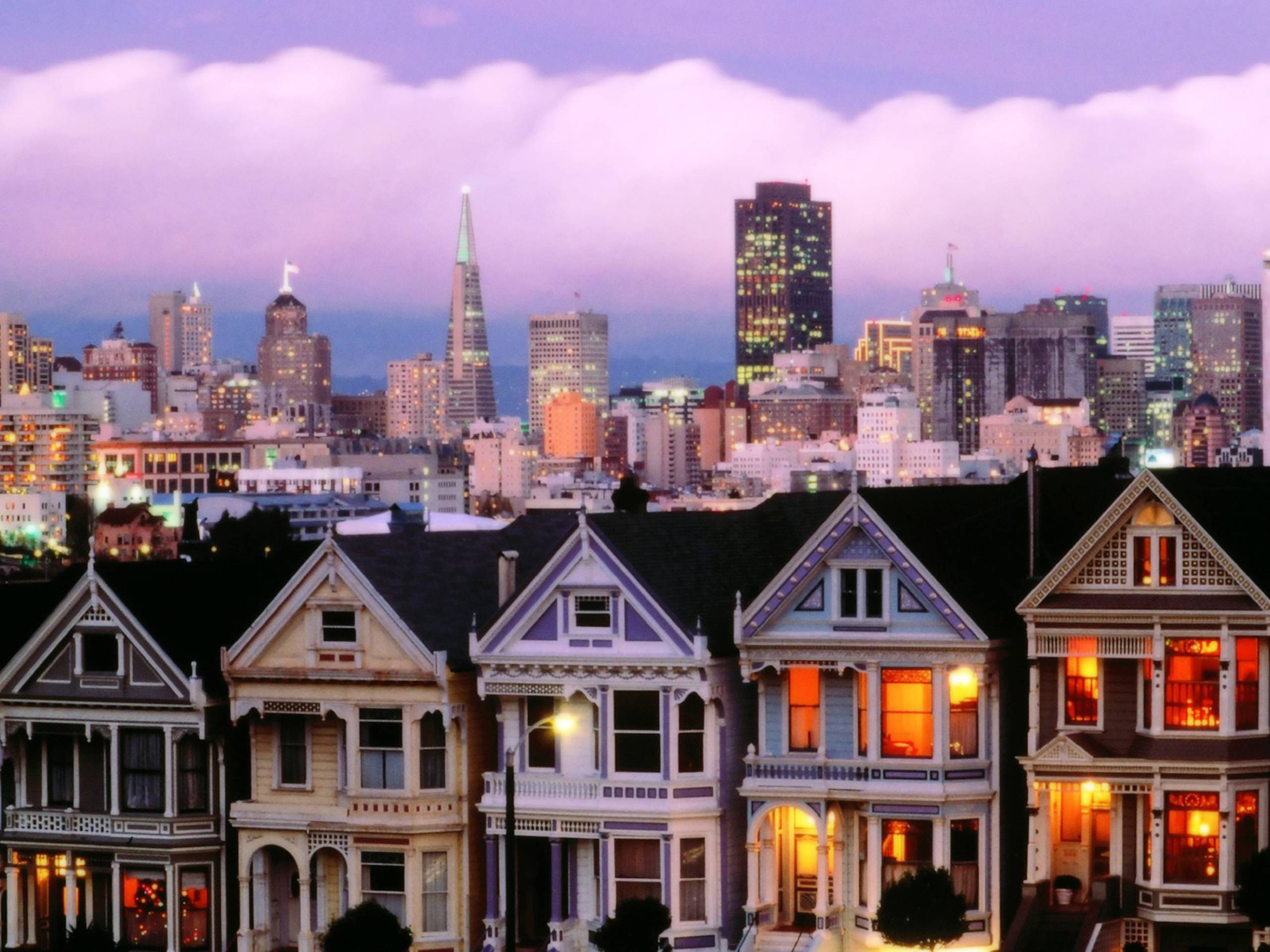 San Francisco TheWallpapers