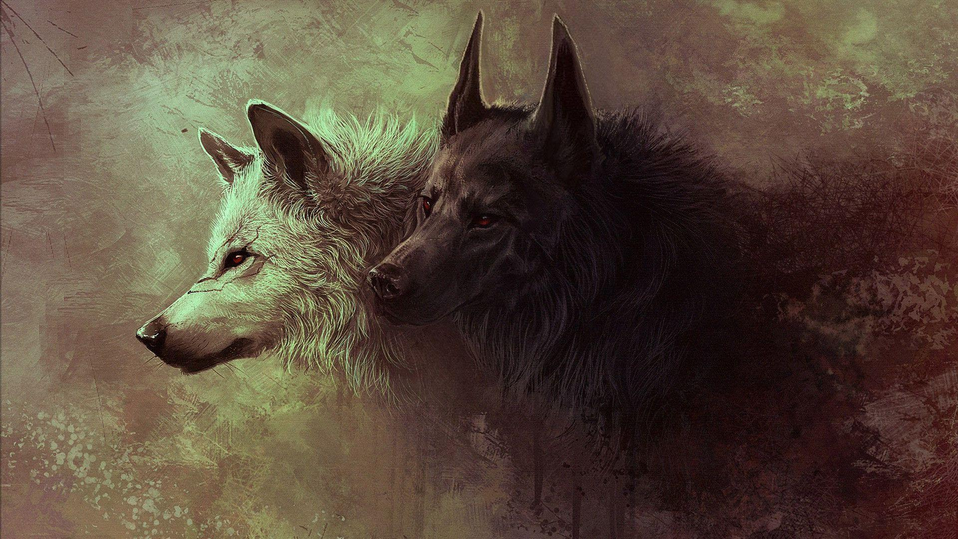 Wolf Wallpapers 1920x1080