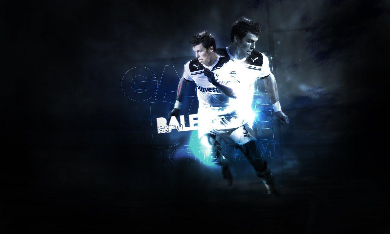 Gareth Bale Tottenham Hotspur Wallpaper High Quality - Football ...