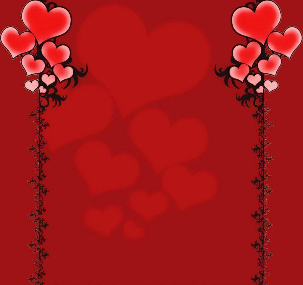 Cute Heart Backgrounds