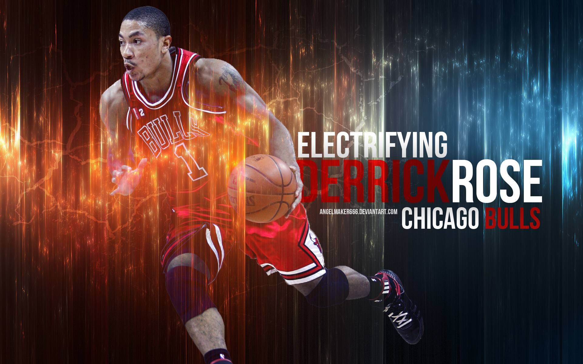 Derrick rose hd wallpapers wallpaper cave wallpapers for derrick rose wallpaper mvp voltagebd Image collections