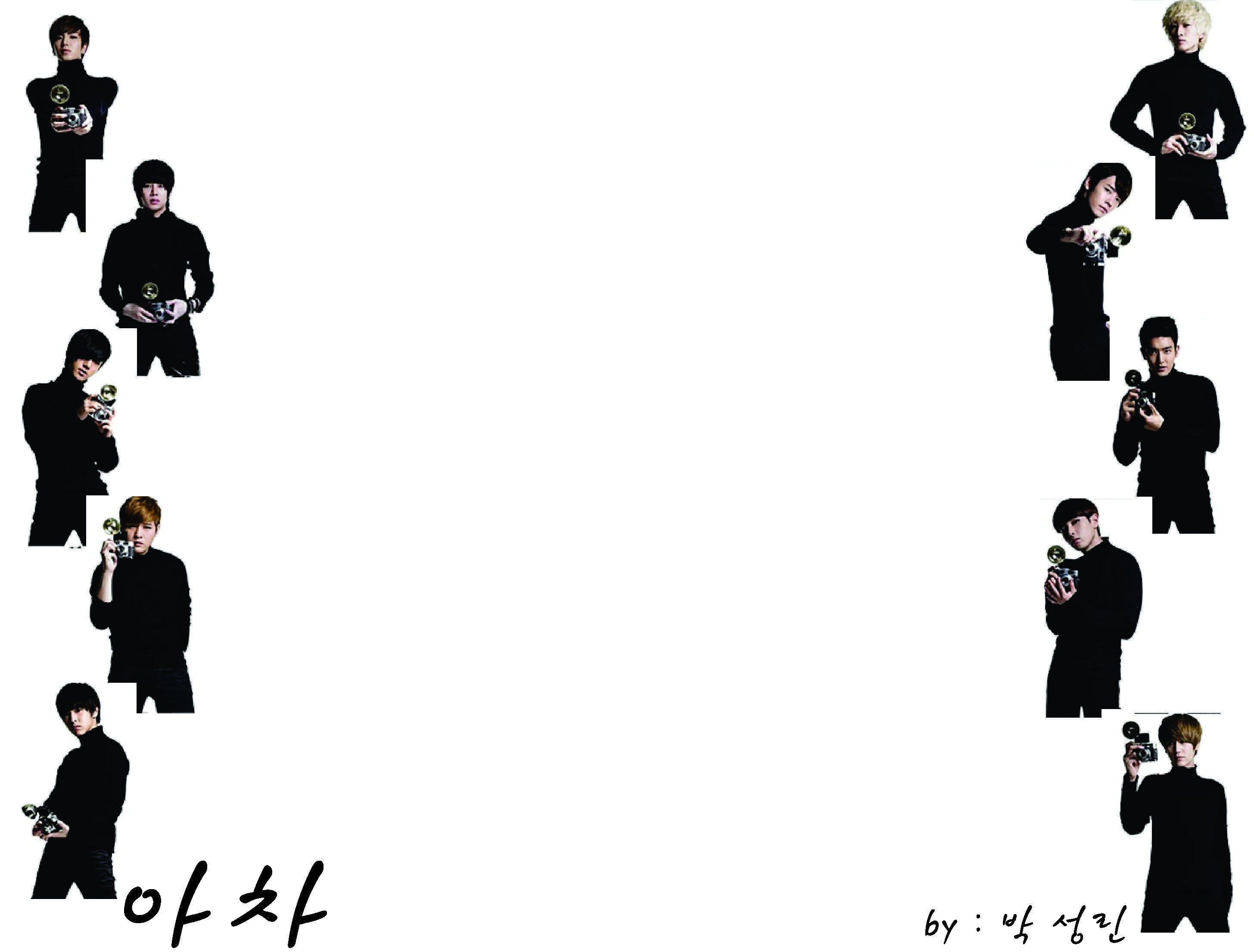Super Junior Backgrounds - Wallpaper Cave