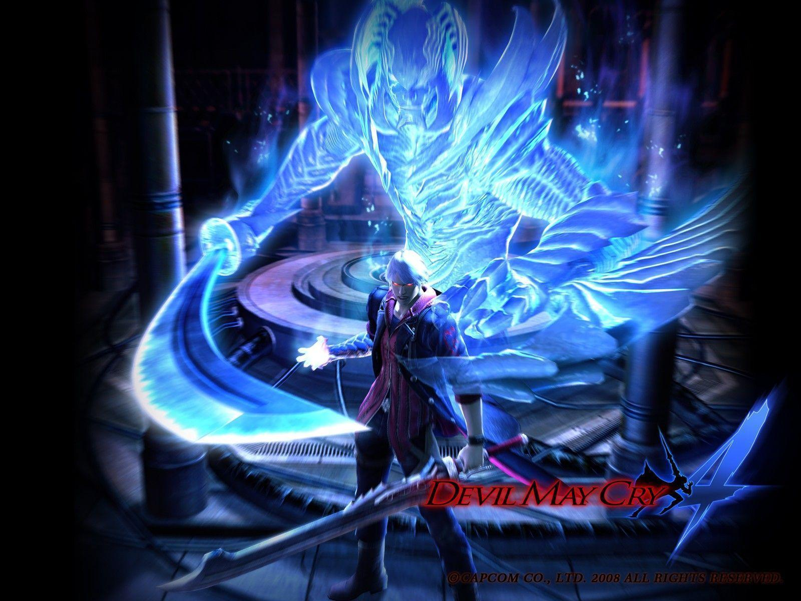 Devil May Cry Wallpapers Wallpaper Cave