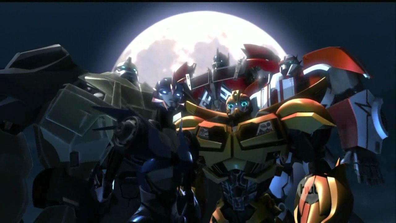 Transformers Prime Wallpapers HD - Wallpaper Cave